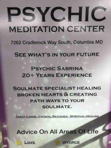 poster for Psychic Meditation