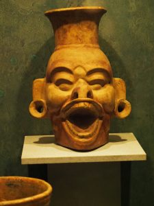 Laughing Monkey Jar