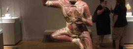 Indian Dancing Figure