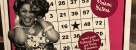 """poster advertising """"Drag Queen Bingo"""""""